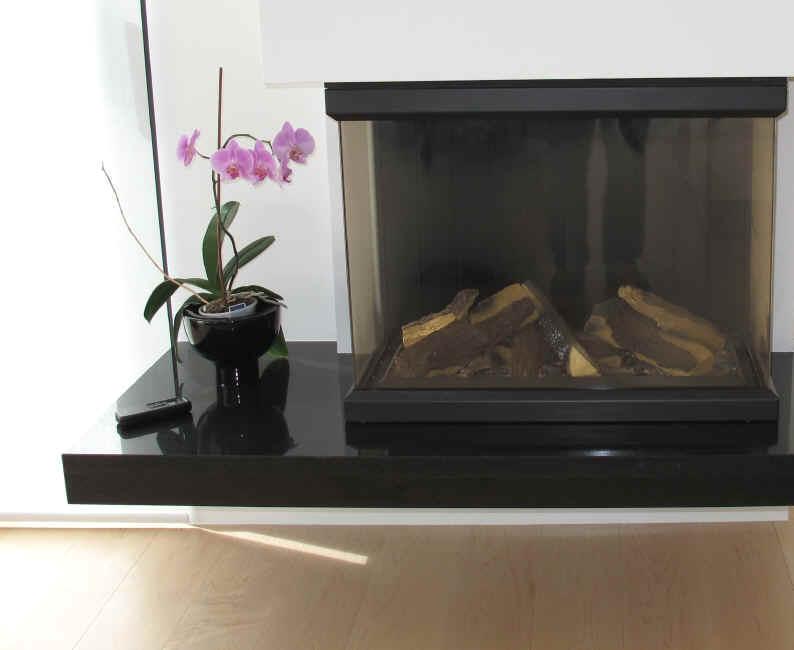 gas kamin. Black Bedroom Furniture Sets. Home Design Ideas